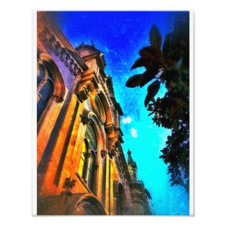 Savannah Church Photo Art