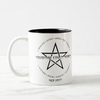 Savannah Coven Logo Mug
