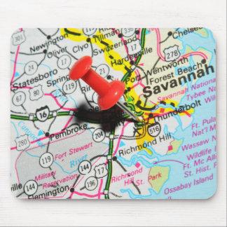 Savannah, Georgia Mouse Pad