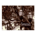 Savannah Georgia Postcards
