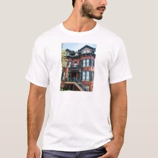 Savannah Georgia Victorian Historical House T-Shirt