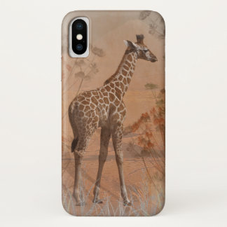 Savannah iPhone X Case