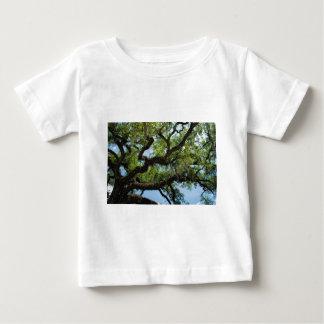 Savannah Live Oak And Spanish Moss Baby T-Shirt