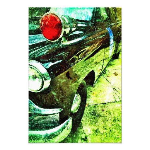 Savannah Police Car Photo