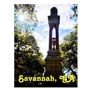 Savannah Postcard