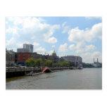 Savannah River Front Post Cards