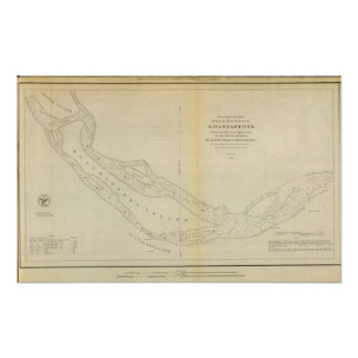 Savannah River Poster