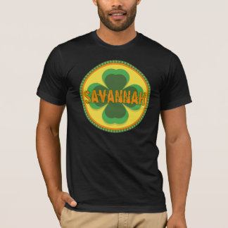 Savannah St. Patrick's Day T-Shirt