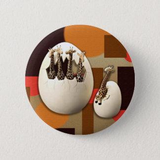 Savannah Style 2 Inch Round Button