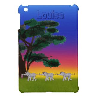 Savannah Sunset by The Happy Juul Company iPad Mini Cover