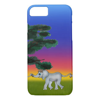 Savannah Sunset by The Happy Juul Company iPhone 8/7 Case