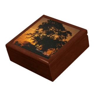 Savannah Sunset Keepsake Boxes