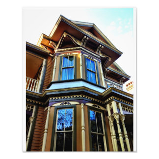 Savannah Victorian House Photograph