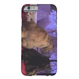 SavannahIs kittens Barely There iPhone 6 Case
