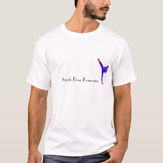 Savate Boxe Francaise - Compétiteur T-Shirt