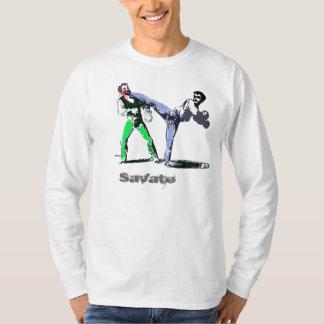 """""""Savate"""" T-shirt"""