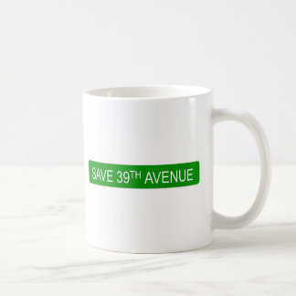 Save 39th Avenue Coffee Mug