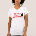 Save a horse, ride a werewolf t shirts