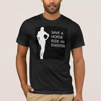 Save A Horse Ride An Eventer T-Shirt