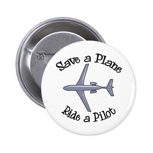 Save a Plane Button