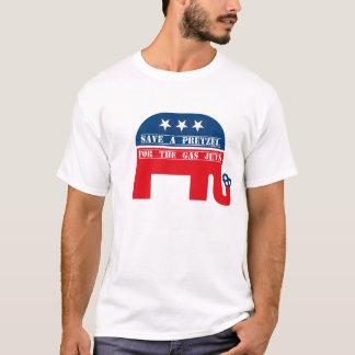 Save A Pretzel - Rick Perry T-Shirt