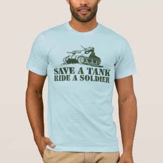Save a Tank Ride a Soldier