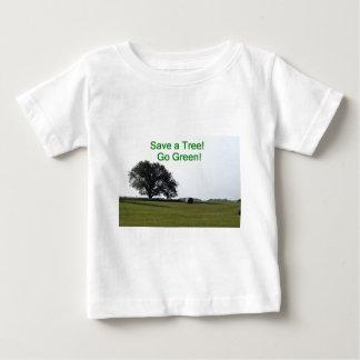Save a tree! tshirts