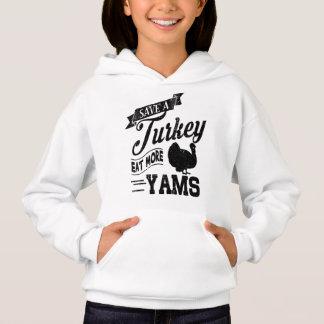 Save a Turkey Eat More Yams