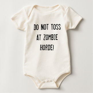Save Baby! Baby Bodysuit