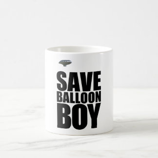 SAVE BALLOON BOY Mug