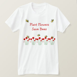 Save Bees T-Shirt