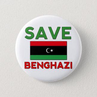 Save Benghazi 2 Inch Round Button