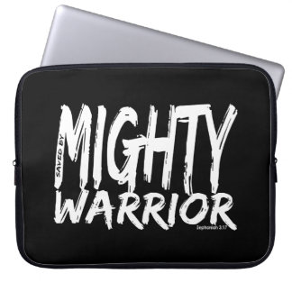 Save by Mighty Warrior Laptop Sleeve