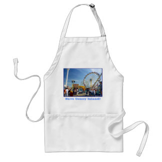 Save Coney Island! Apron