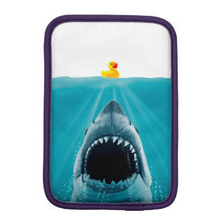 Save Ducky iPad Mini Sleeve