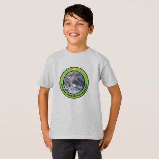 Save EARTH for generations kids T-shirt