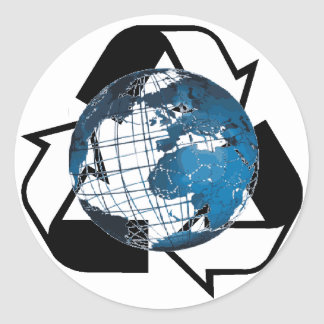 Save Energy, Recycle Stickers