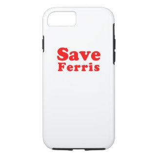 Save Ferris Case-Mate iPhone Case