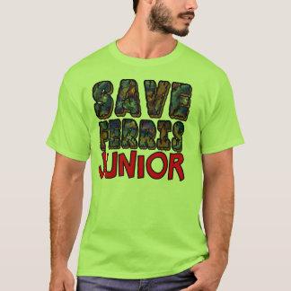 Save Ferris Junior T Shirt. T-Shirt