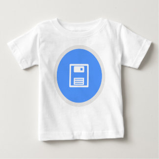 Save Floppy Disk Baby T-Shirt