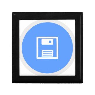 Save Floppy Disk Gift Box