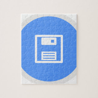 Save Floppy Disk Jigsaw Puzzle