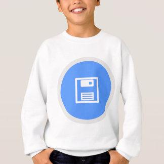 Save Floppy Disk Sweatshirt