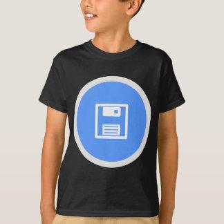 Save Floppy Disk T-Shirt
