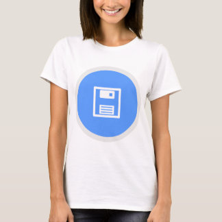 Save Floppy Disk T-Shirt