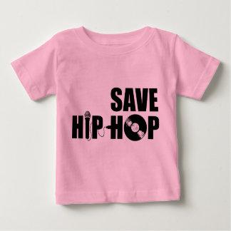 Save Hip-Hop Baby T-Shirt