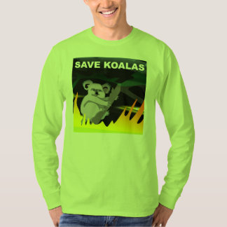 Save koalas T-Shirt