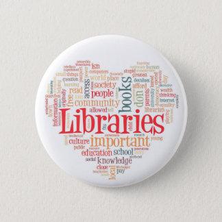 Save libraries 2 2 inch round button
