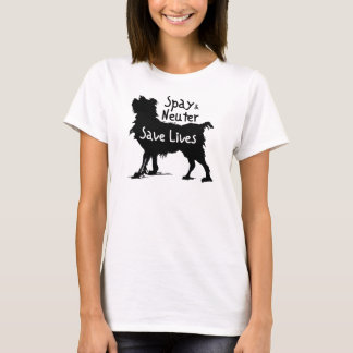 Save Lives (Dog) T-Shirt
