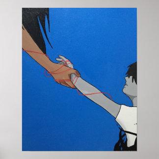 Save Me. Poster